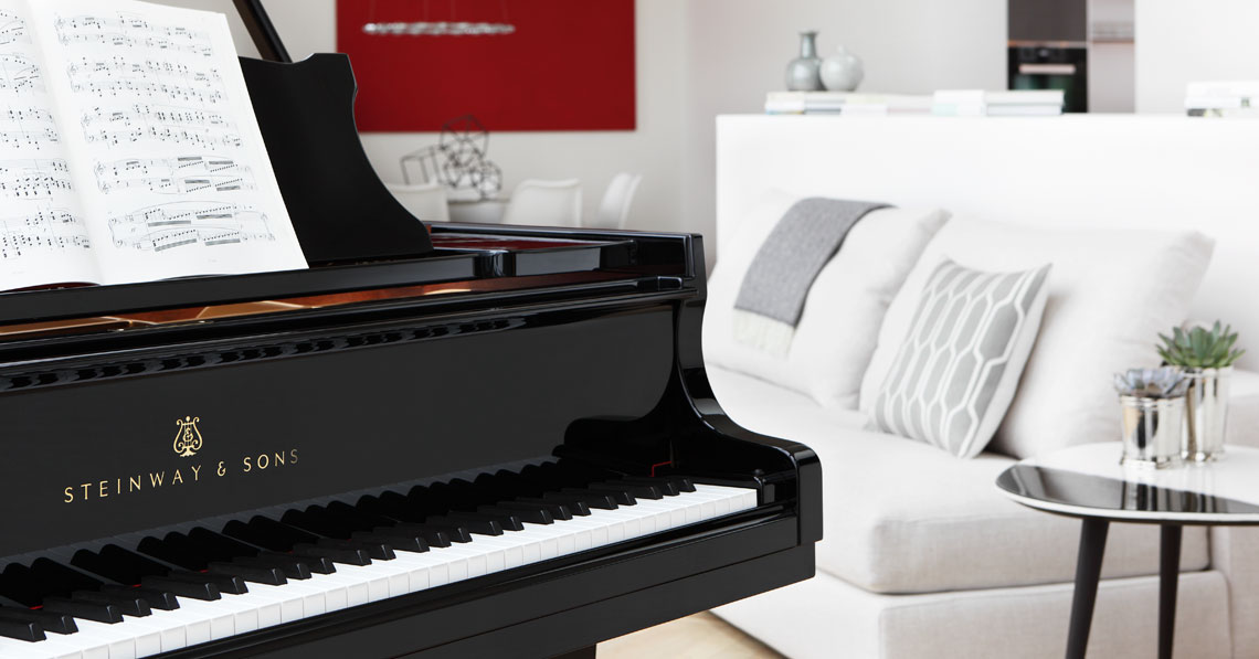 Schmitt Music is your exclusive Steinway and Sons dealer in Minnesota and North Dakota